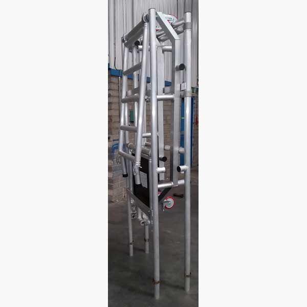 Plataforma de aluminio TP150 1.5 m (3.5 m altura de trabajo)